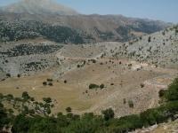 Μελέτη βελτίωσης κατά τμήματα της επαρχιακής οδού Βρυσών – χώρας Σφακίων